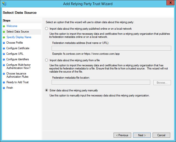 Identity Server 3 using WS-Federation - Scott Brady