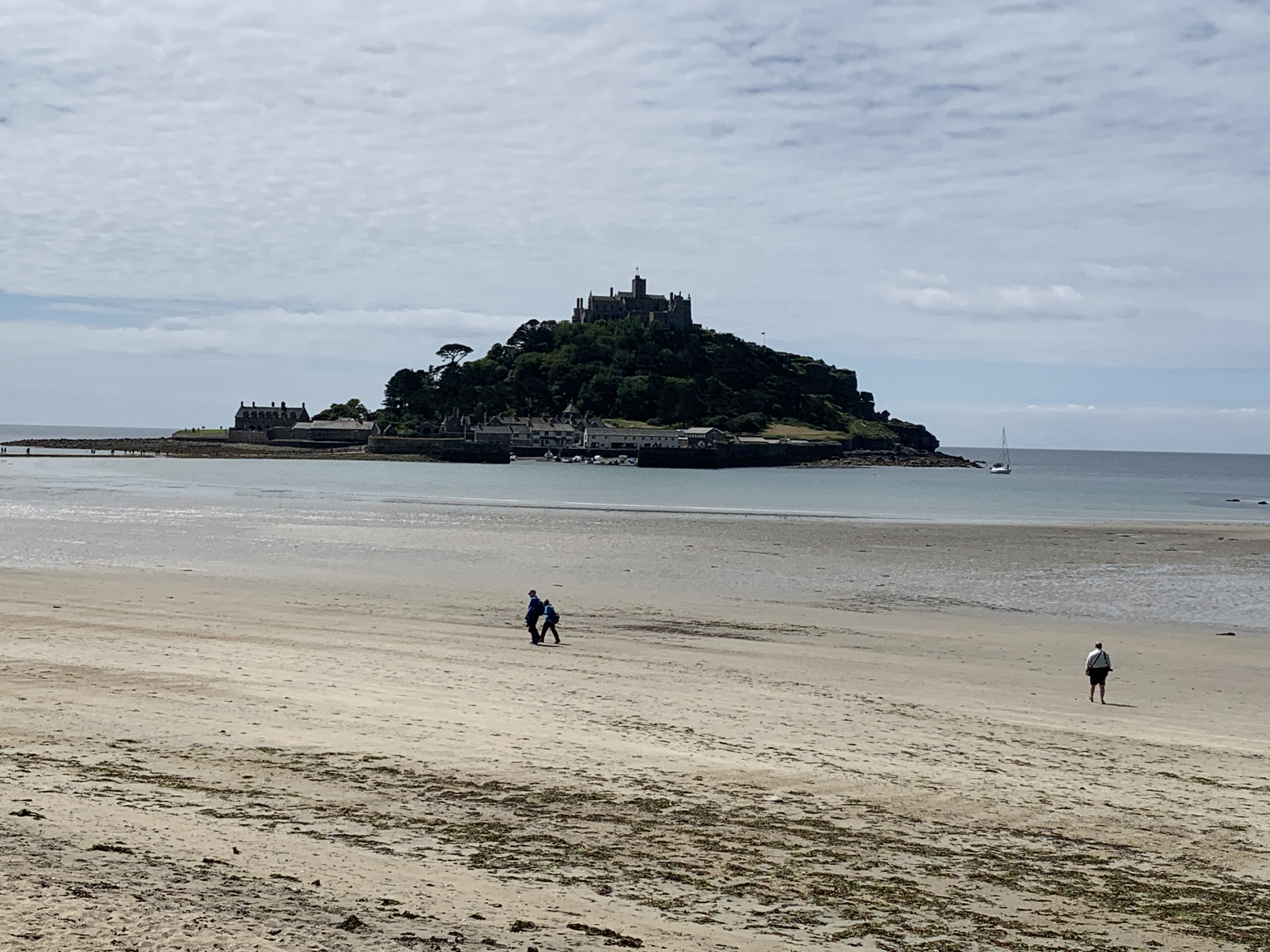 St. Michael's Mount in Conrwall