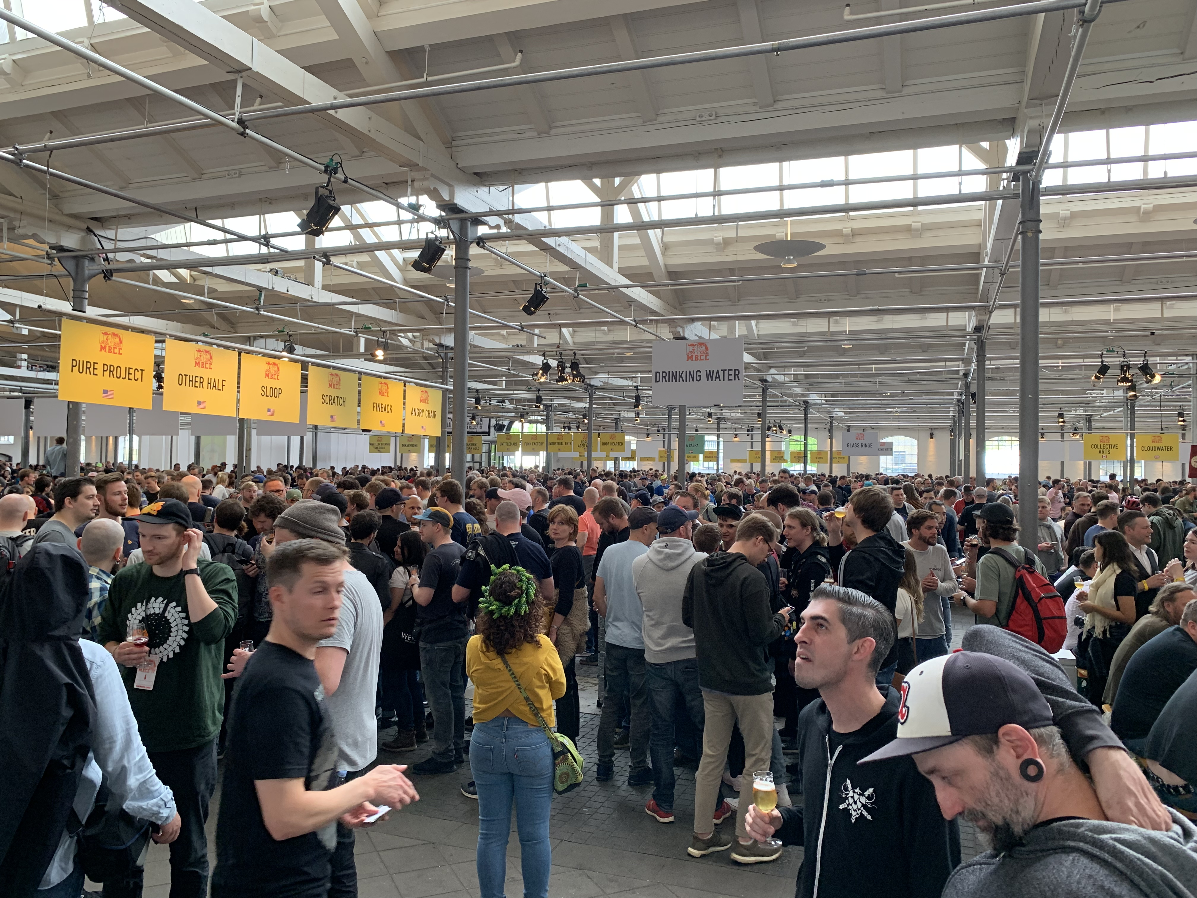 Mikkeller Beer Celebration Copenhagen 2019