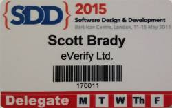 Scott Brady SDDConf 2015
