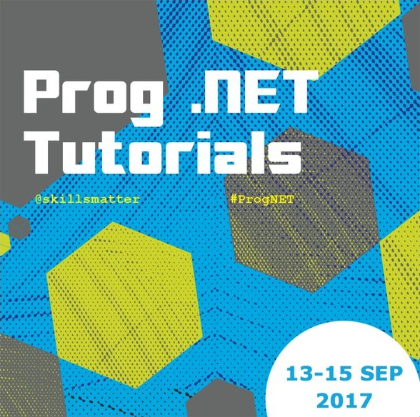 .NET Progressive Tutorials 2017